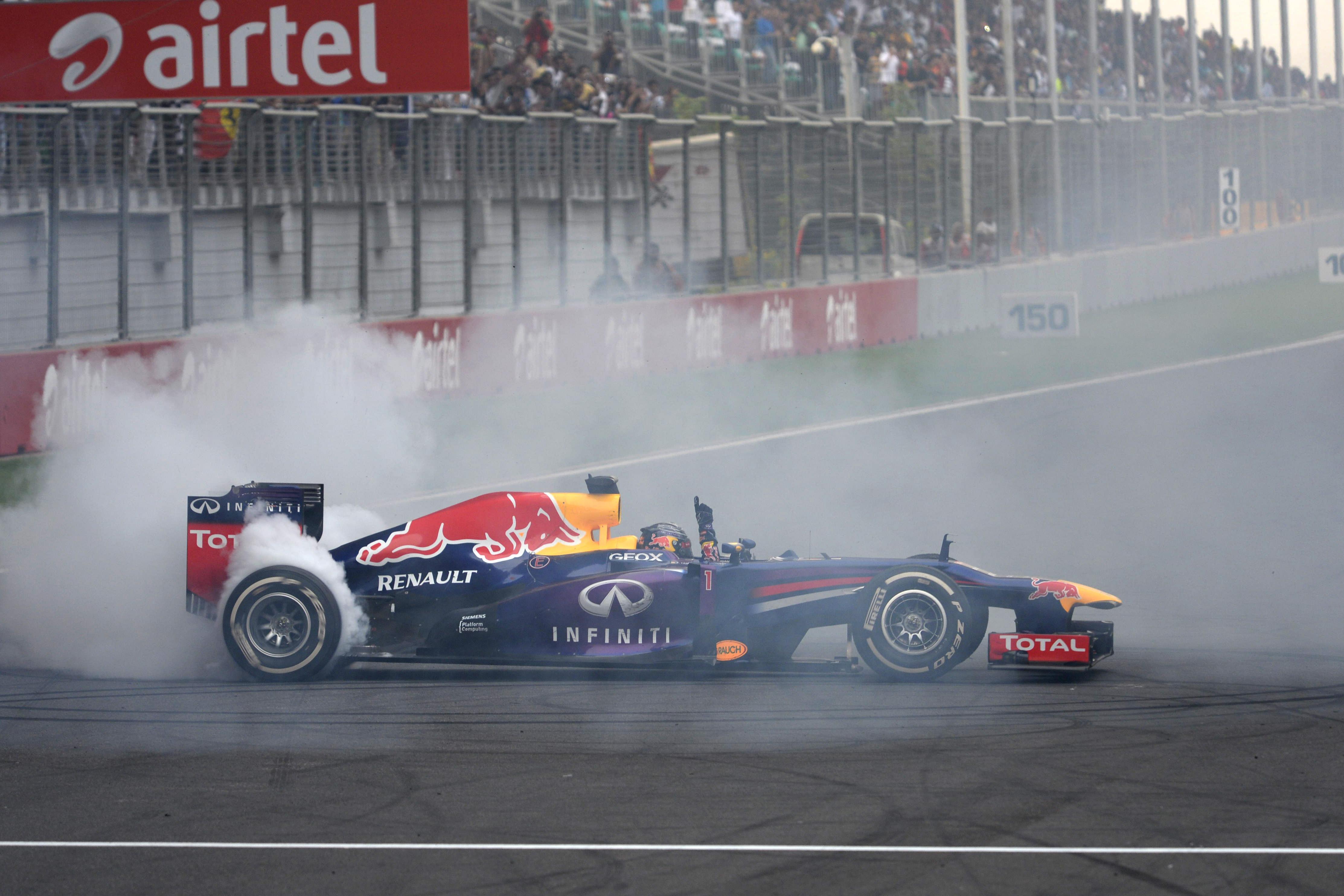 F1 – INDIA GRAND PRIX 2013
