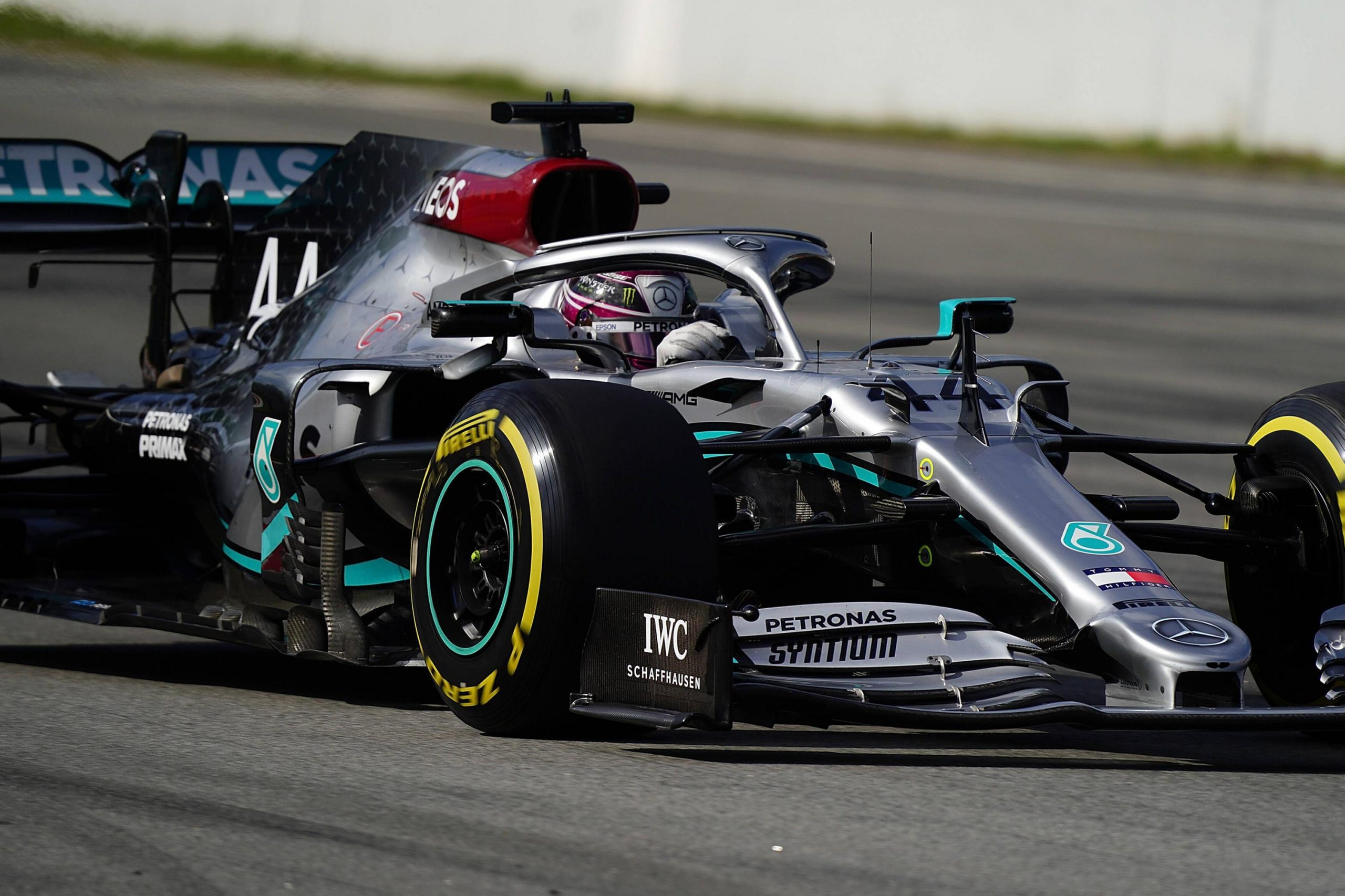 Formel 1 Mercedes 2021
